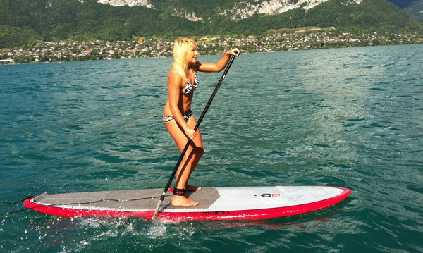 riviera nugg 10'6 stand up paddle polyvalent