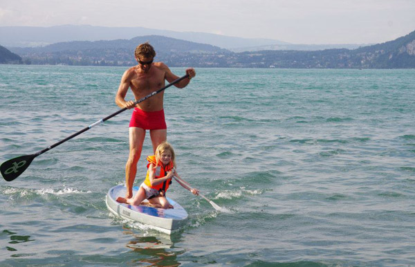 achat test stand up paddle annecy