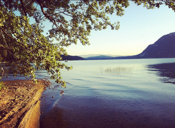 conditions météo parfaites pour le stand up paddle sur le lac