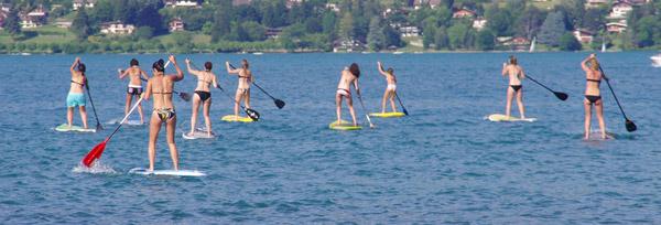 Nouveaux tarifs groupes et famille en stand up paddle