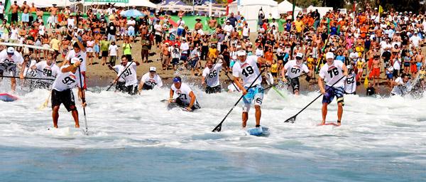 depart open race annecy 2012