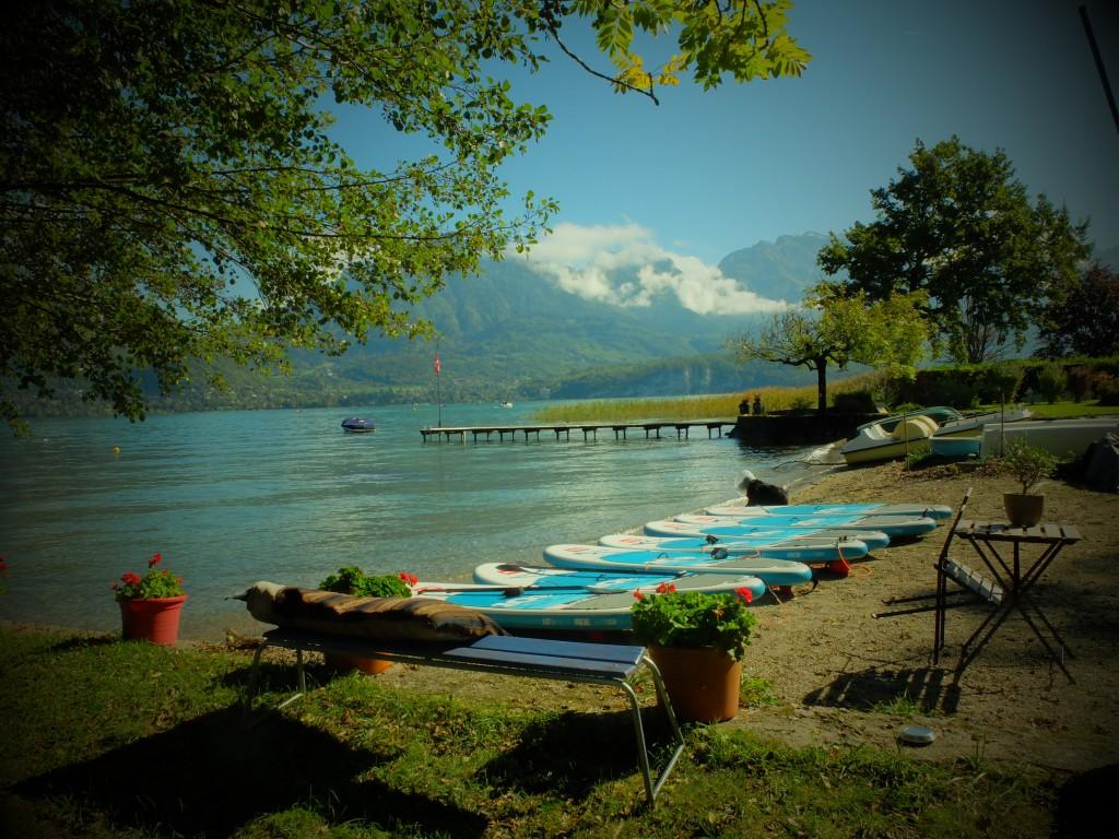 L'été indien arrive ! Réservez votre paddle !