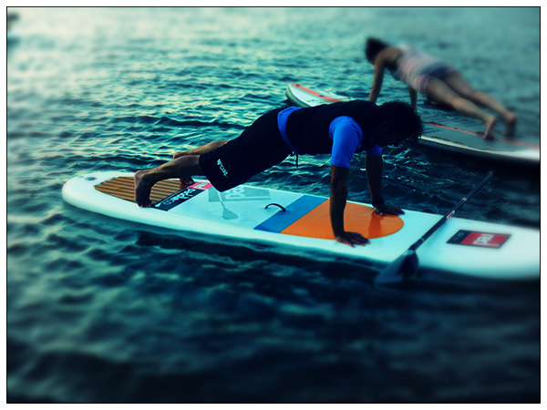 Paddle Fitness annecy