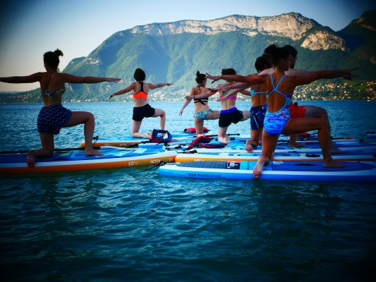 paddle pilates